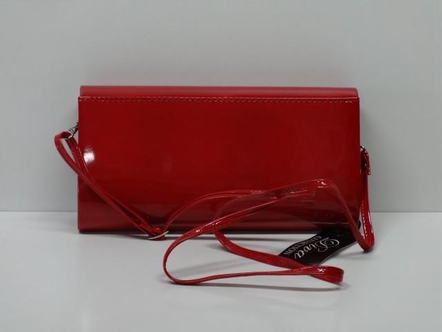 28087357ce Borítéktáska: piros (Diva collection) - Csilla Bőrdíszmű webáruház