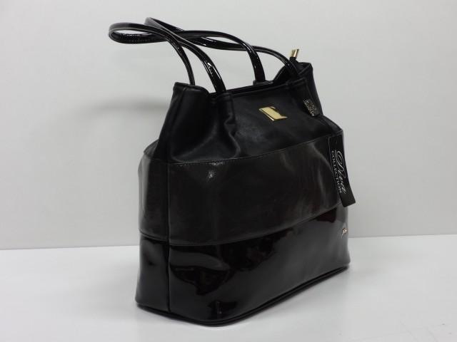 88ec328154a5 Női táska, válltáska: fekete-sötétszürke (Diva collection) - Csilla ...