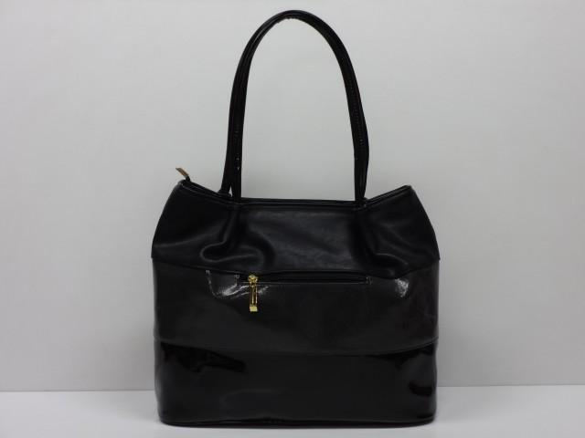23e101b9e1 Női táska, válltáska: fekete-sötétszürke (Diva collection) - Csilla ...