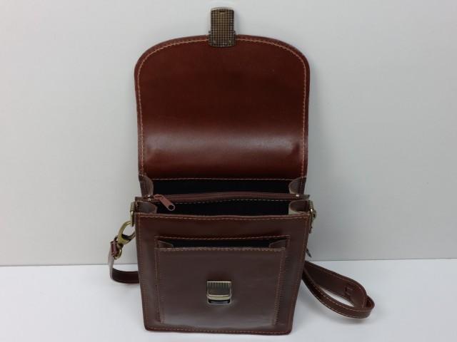 6e22fa259ac6 Férfi bőr táska, válltáska: konyakbarna (MaxModa) - Csilla Bőrdíszmű ...