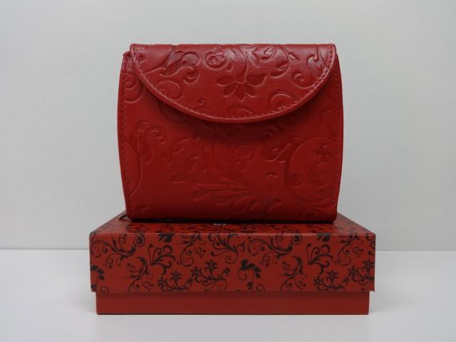 Női pénztárca  piros (Sylvia Belmonte) - 1046757 - Csilla Bőrdíszmű ... 345ab256c4