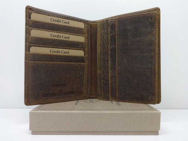 1de31f807572 Vásárlás: Irattartó: barna (Green Deed) - pénztárca, öv és táska ...