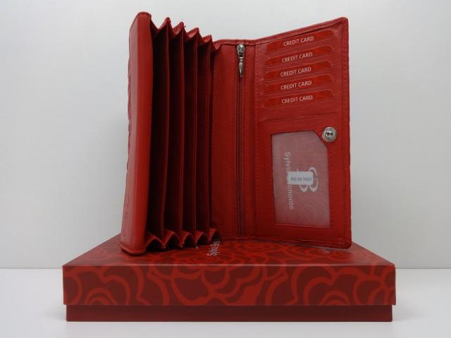 Vásárlás  Női pénztárca  piros (Sylvia Belmonte) - pénztárca 2d8f2e28e1