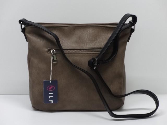 Vásárlás  Női válltáska  barna-fekete - pénztárca b741bf1cee