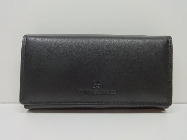 Keretes női pénztárca  fekete (Sylvia Belmonte) - 1075053 - Csilla ... 971c7e28df