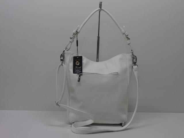 fd4186355a59 Női táska, kézi és válltáska: fehér-farmerkék (Karen) - Csilla ...