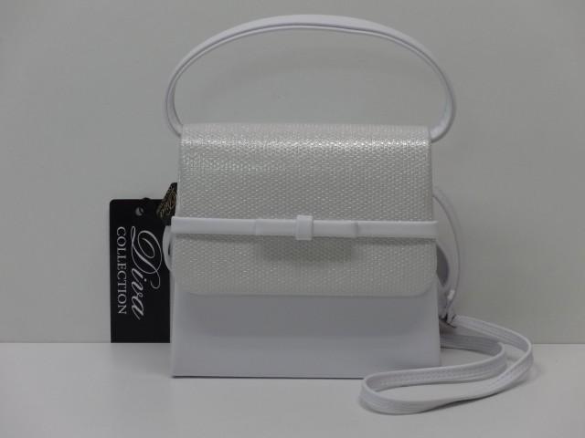 Alkalmi táska  fehér-ezüst (Diva collection) - Csilla Bőrdíszmű ... 31d88dc9ae