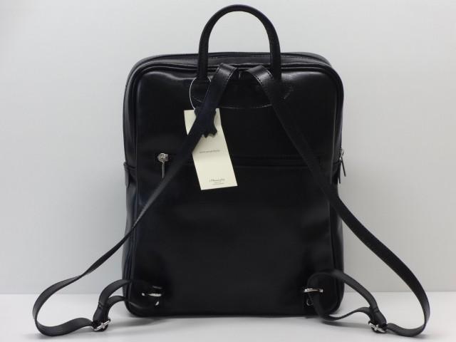 Bőr hátizsák  fekete (Monarchy) - Csilla Bőrdíszmű webáruház bb42dac049