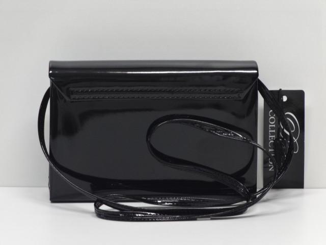 Alkalmi táska  fekete (Diva collection) - 1089172 - Csilla Bőrdíszmű ... c3c3e366b2