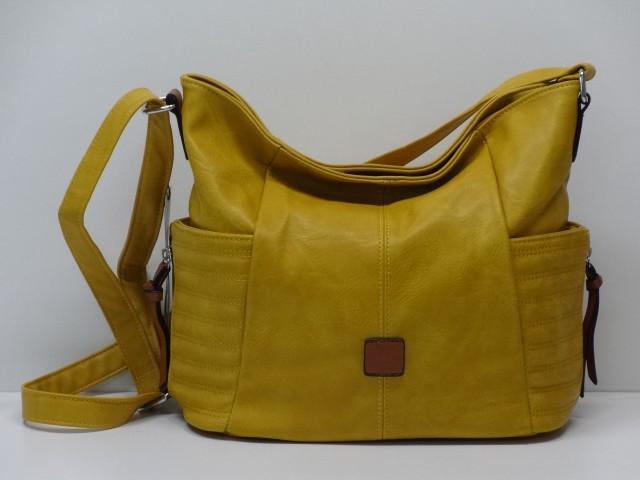 e2536e0db2 Női táska, válltáska: sárga - Csilla Bőrdíszmű webáruház