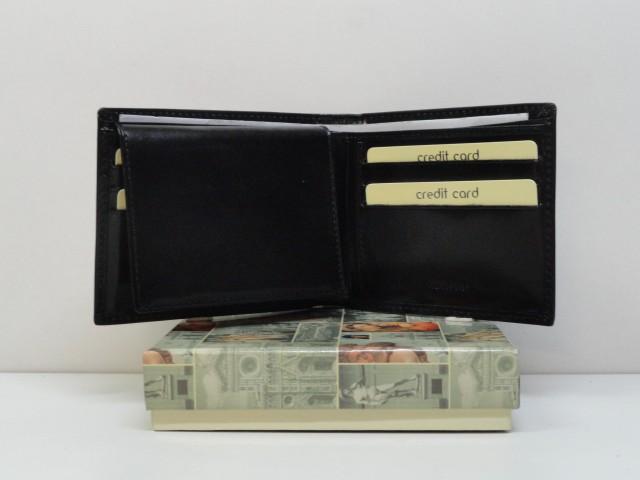 Vásárlás  Férfi pénztárca  fekete (Monarchy) - pénztárca df0946b3ec