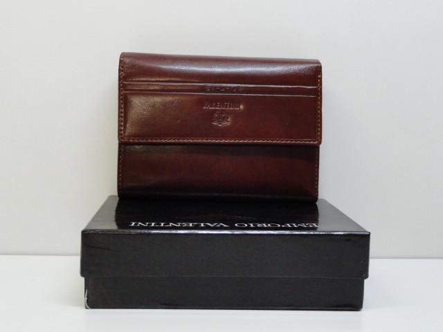 Keretes női bőr pénztárca  barna (Emporio Valentini) - Csilla ... 3598cb31aa